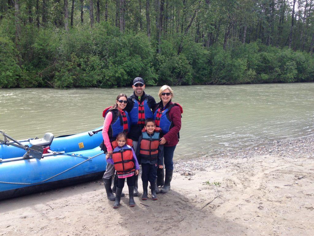 Best family Alaska cruise activities