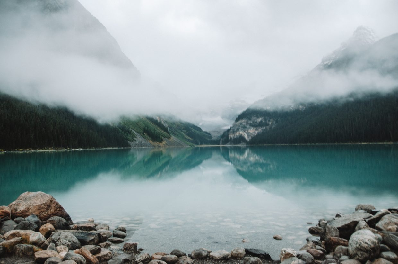 Banff in Fall
