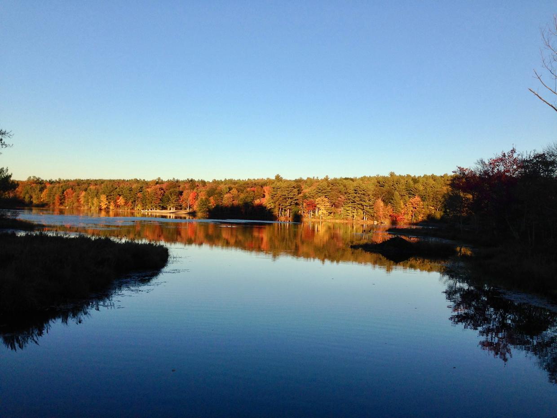 Delaware in fall