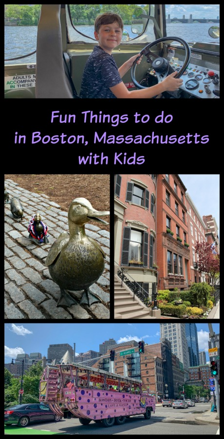 Headed into Boston, Massachusetts with kids for the day or a weekend? I live only about an hour away, so read on for where we take guests with kids when we head into Boston. #Boston #Bostonwithkids #c2cgroup #TBIN