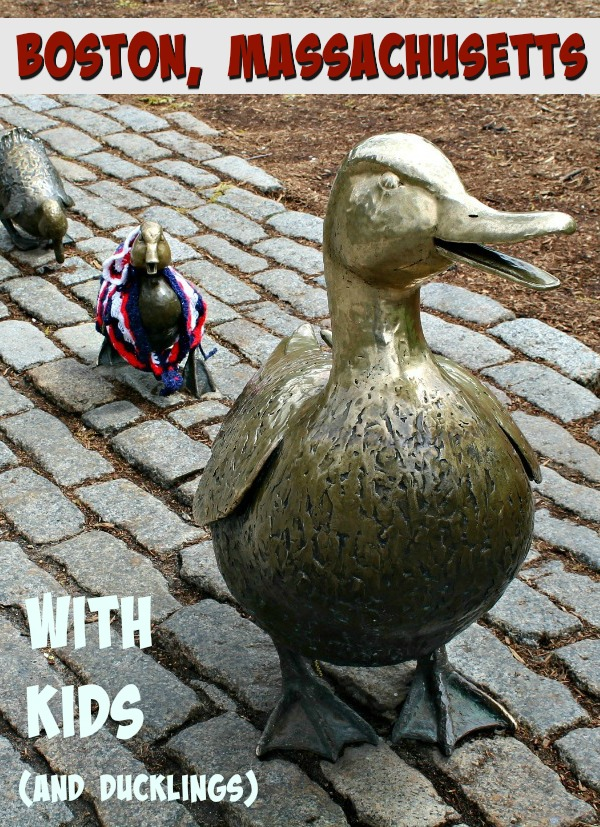 Read on for a New Englander's tips on how to spend one day in Boston with kids or even a perfect weekend in Boston with kids.#VisitMassachusetts #Bostonwithkids #thingstodoinBoston
