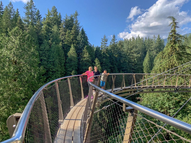 Bridges around Vancouver
