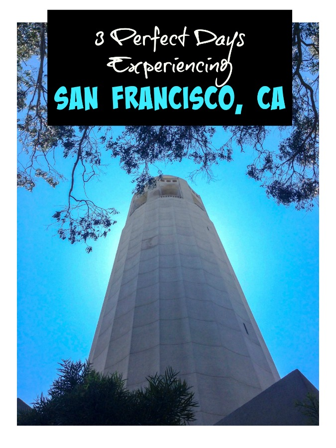 Explore the best things to do in San Francisco with a former native. Don't miss a thing! #SanFranciscoitinerary #3daysinSanFrancisco