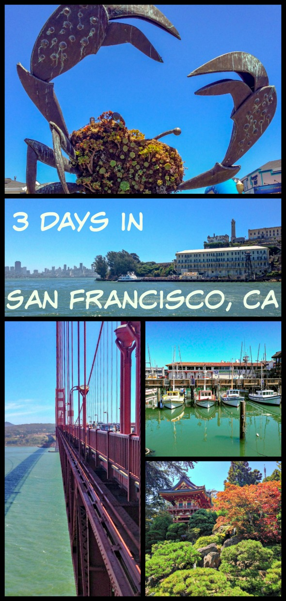 Read on for your perfect 3-Day San Francisco itinerary with history and hitting the best sights in this city by the sea. #whattodoinSanFrancisco #TBIN #sanfranciscocalifornia