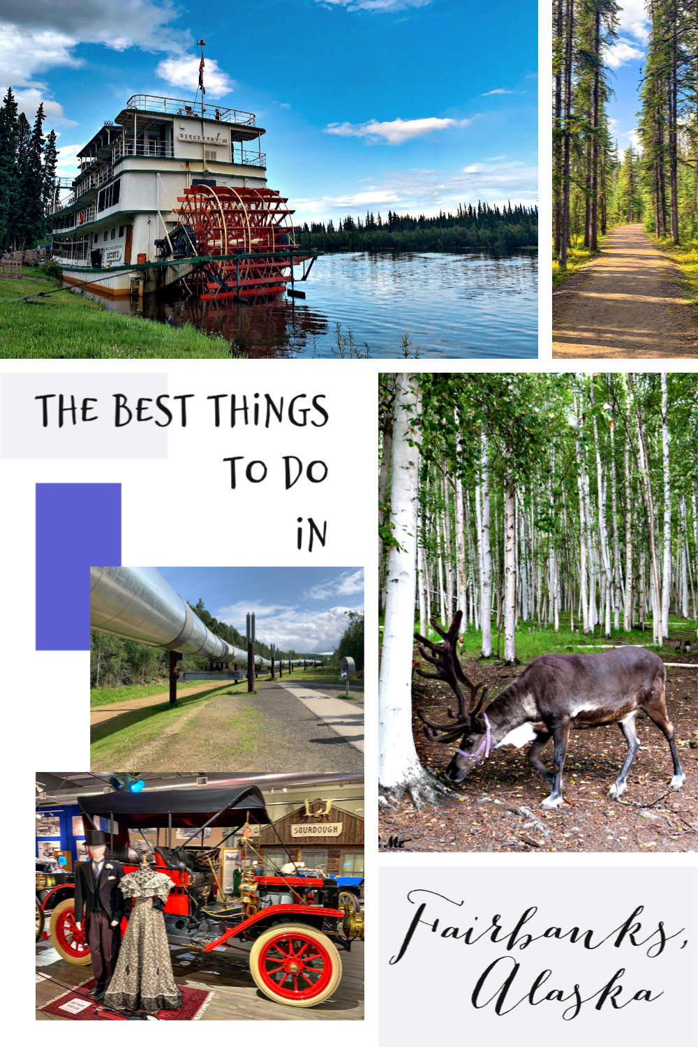 A visit to Fairbanks can be the perfect introduction to Alaska. In Fairbanks you can learn all about what makes Alaska special. Read on for fun things to do in Fairbanks. Alaska. #Alaskatravels #thingstodoinAlaska