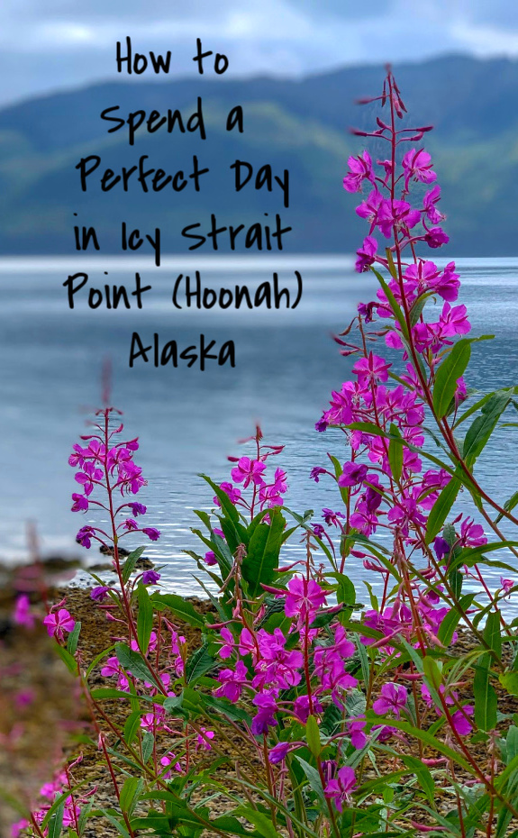 Explore the cruise port of Icy Strait Point and the nearby town of Hoonah. Read on for my 1-Day Icy Point Strait Itinerary. #TBIN #IcyStraitPoint #AlaskanCruise