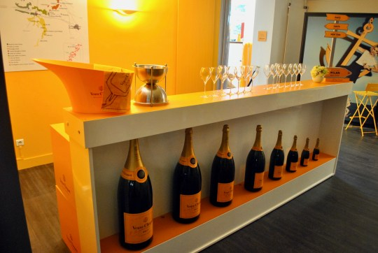 Veuve Clicquot Champagne House, France