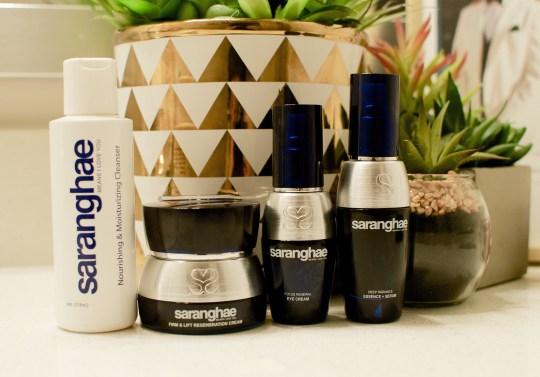 Saranghae Review: 5 Step Anti-Aging Routine