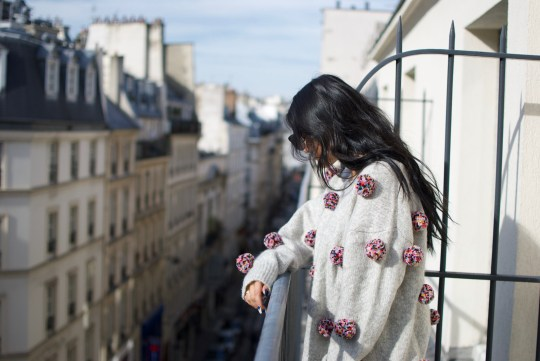 Day 2: Paris Travel Diary