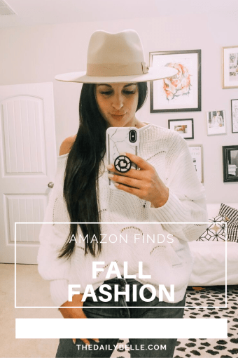 Affordable Fall Amazon Fashion Finds