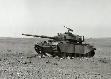 Destroyed Centurion