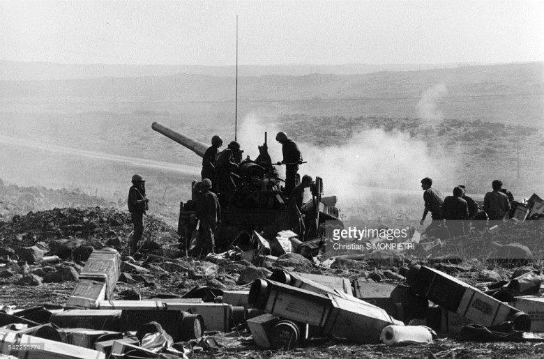 m107-israeli-artillery-position-near-kuneitra-on-the-golan-plateau