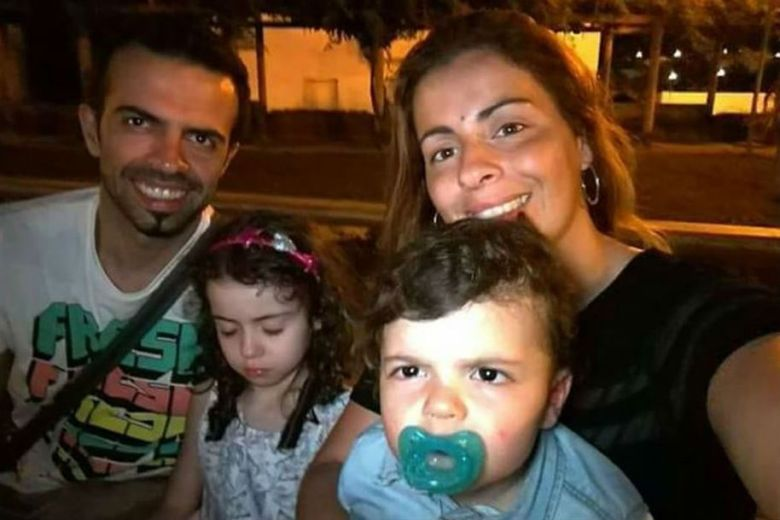 Ligia, Sergio, Bianca e Martim