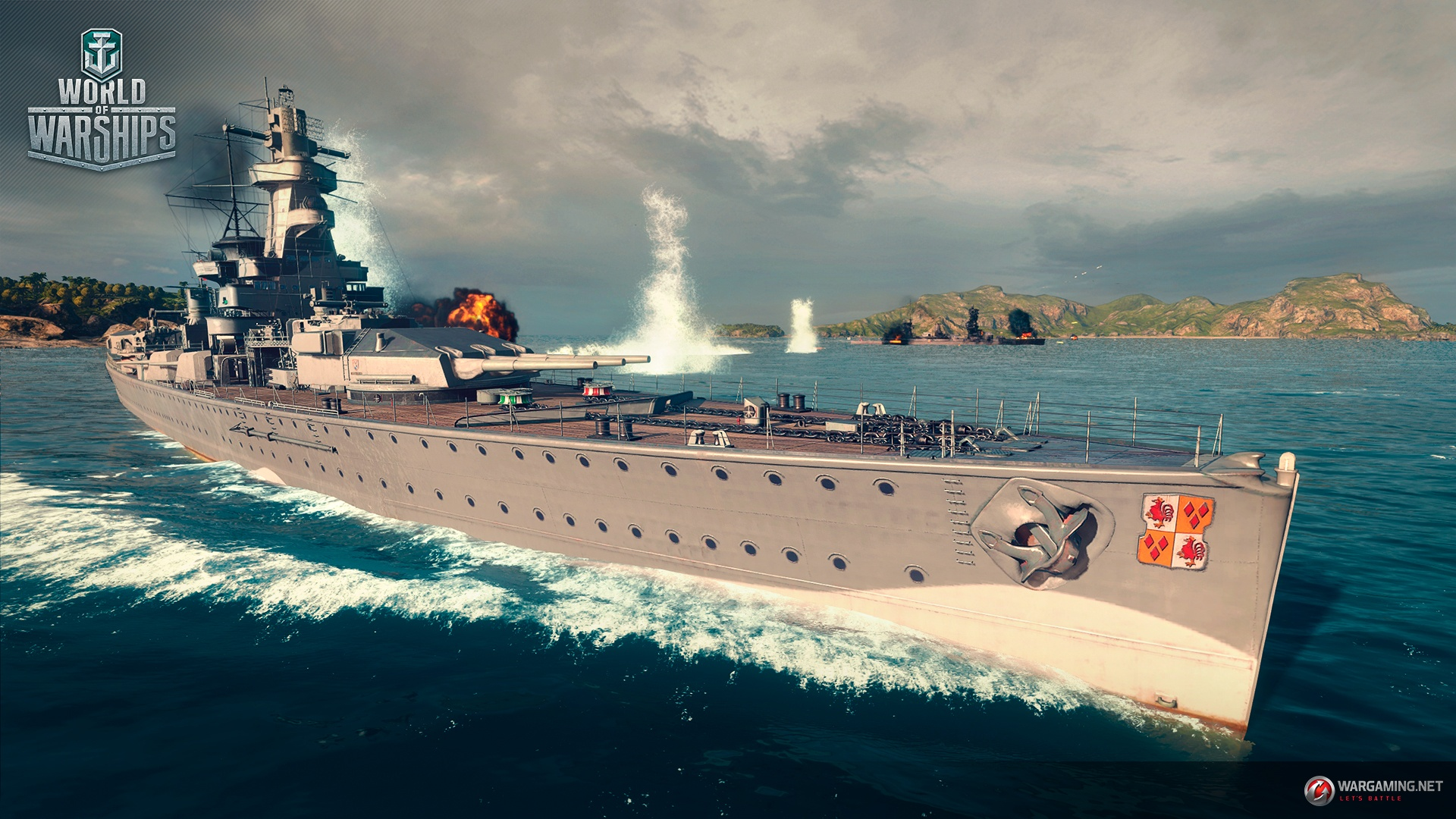 Image result for graf spee wows