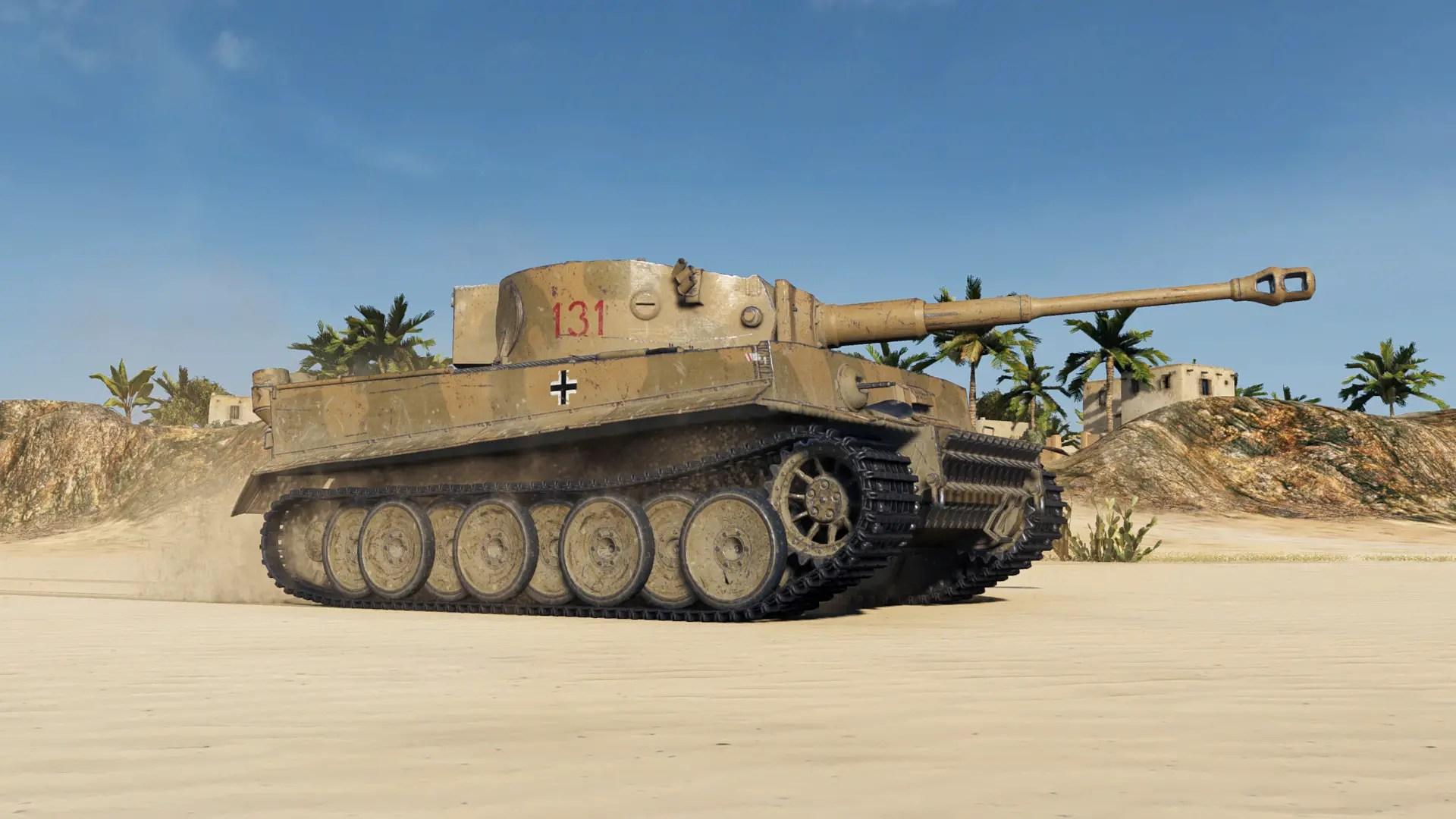 tiger 131 matchmaking
