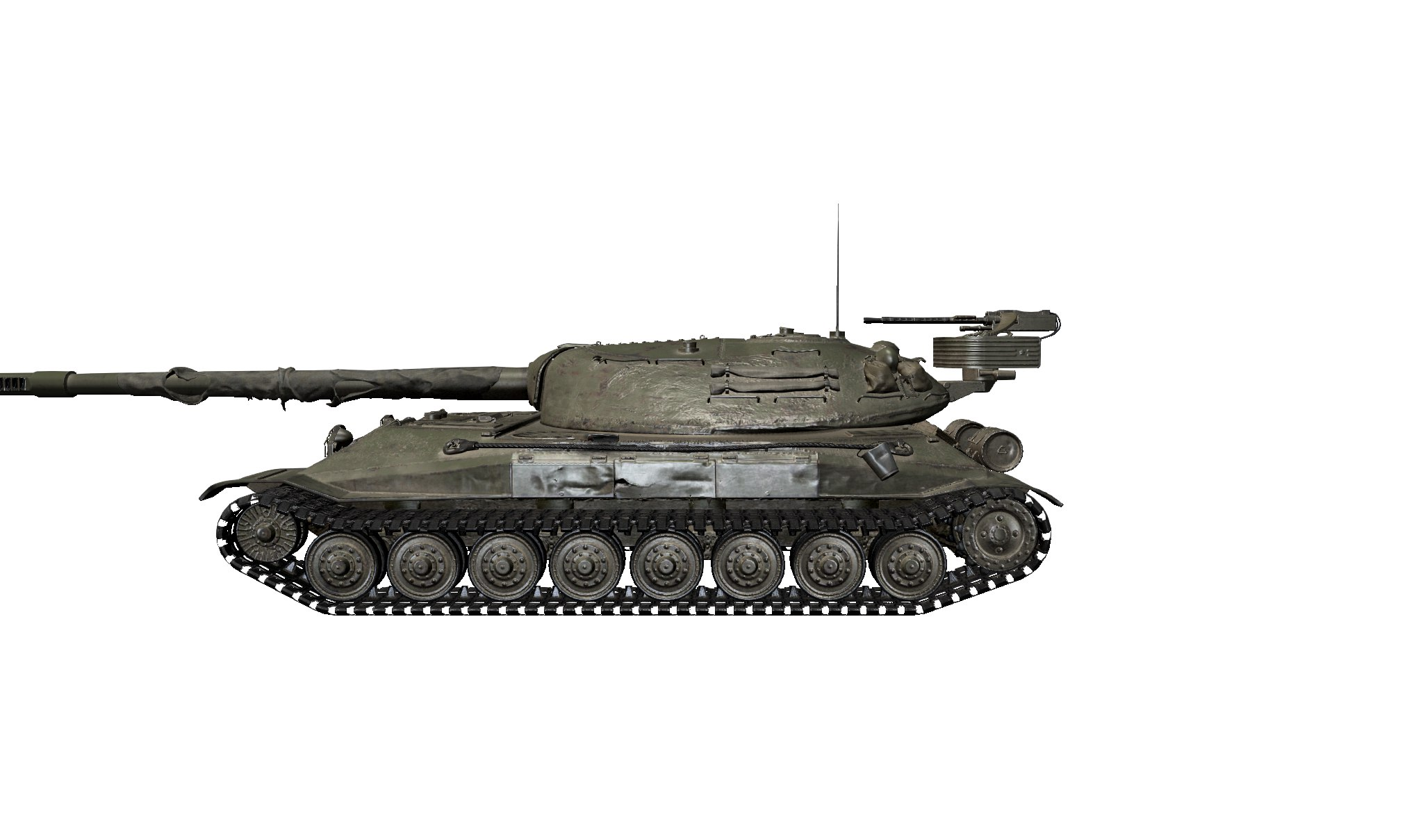 World Of Tanks Supertest Object 705A Details The Daily