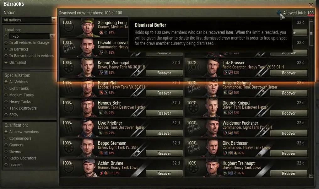 world of tanks matchmaking peloton