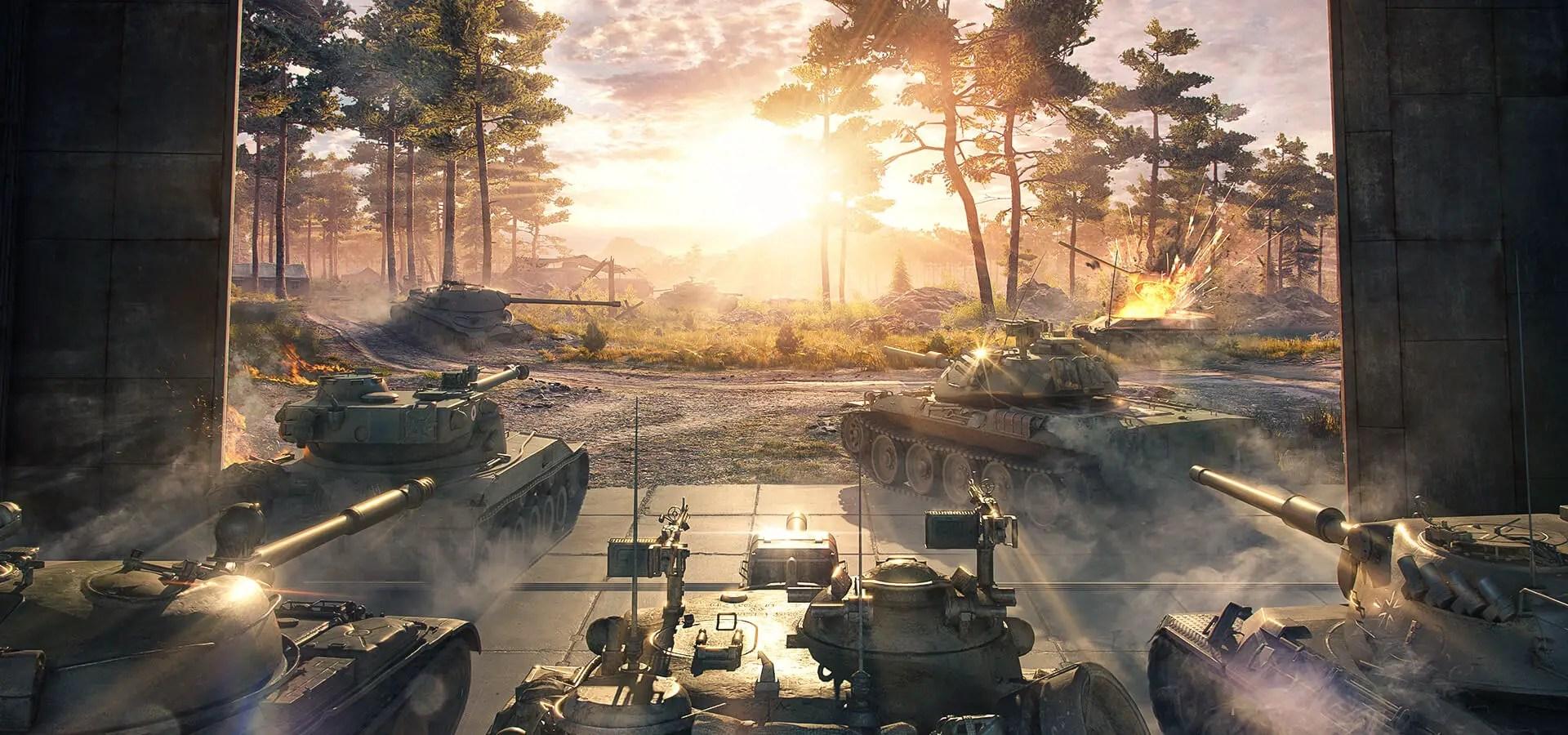 wereld van tanks FCM 50t Premium matchmaking