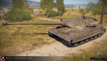 World of Tanks Supertest: Excalibur, British Tank Destroyer