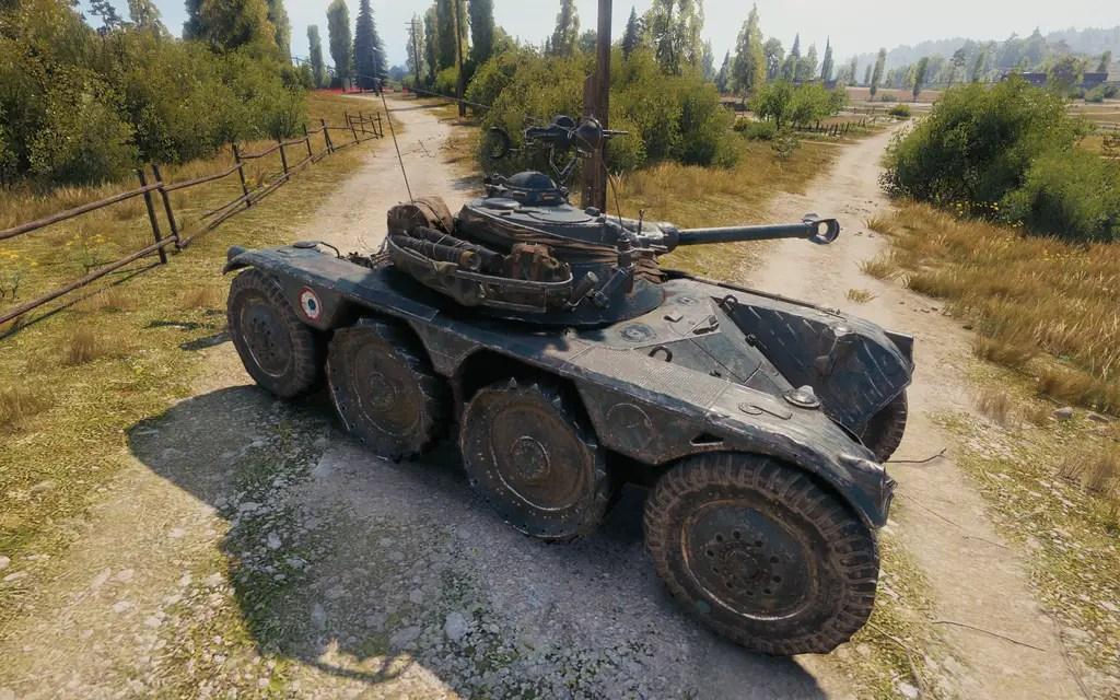 Panhard EBR 90