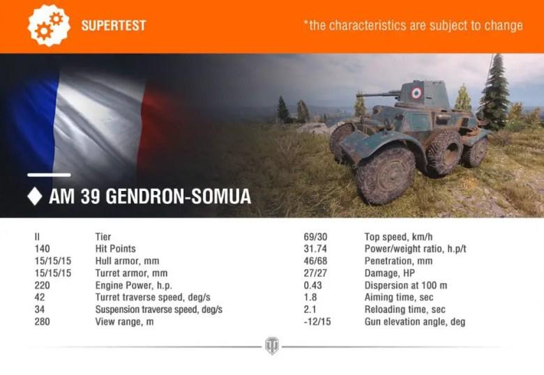 AM 39 Gendron-Somua