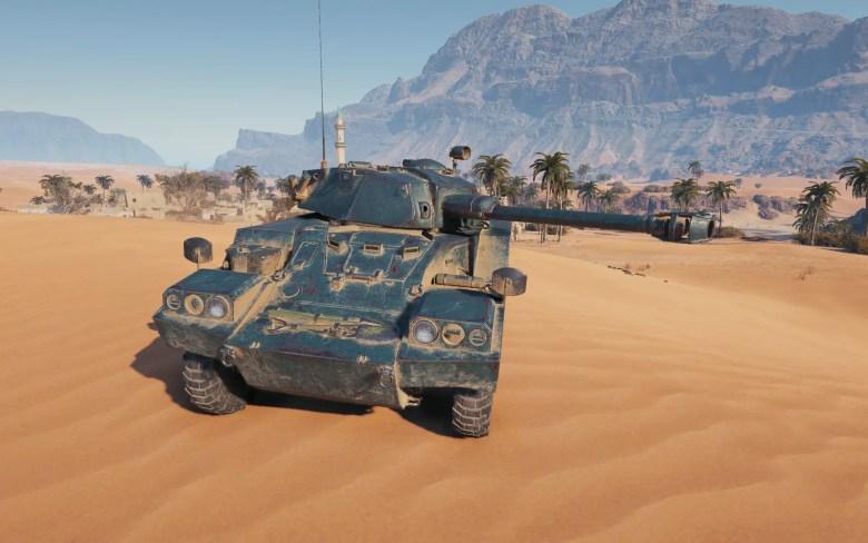 Panhard AML Lynx 6×6 (3)