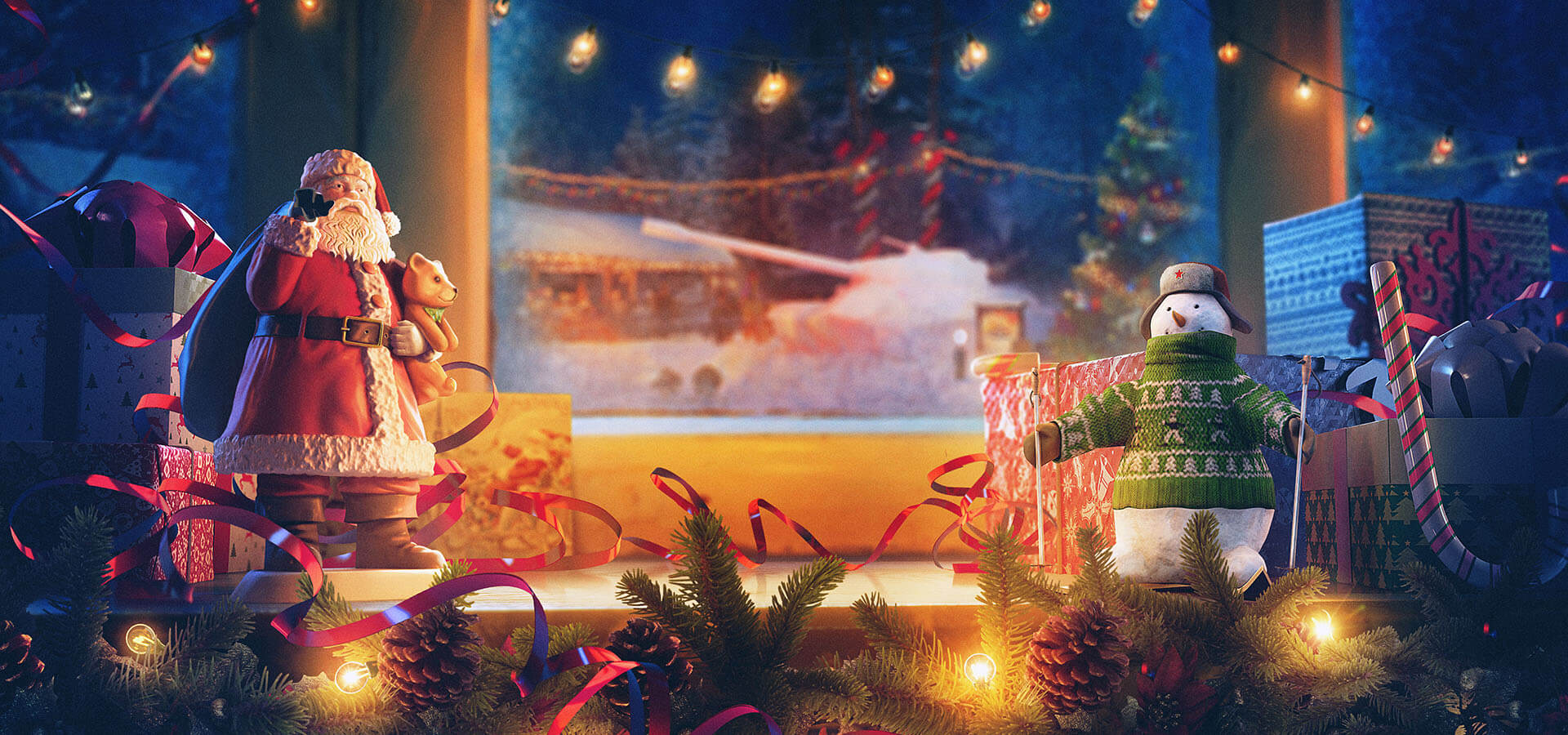 World Of Tanks Advent Calendar 2020 World of Tanks Holiday Ops 2019: Gift Boxes Unveiled