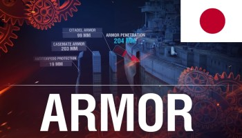 The Hidden Armor Plates of World of Warships: American Warships