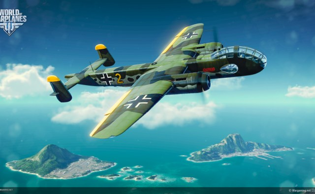 WOWP_ German_Bombers_Kreator_ju_288a_1