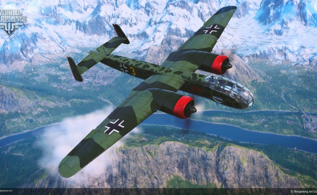 WOWP_ German_Bombers_Kreator_ju_288c_2