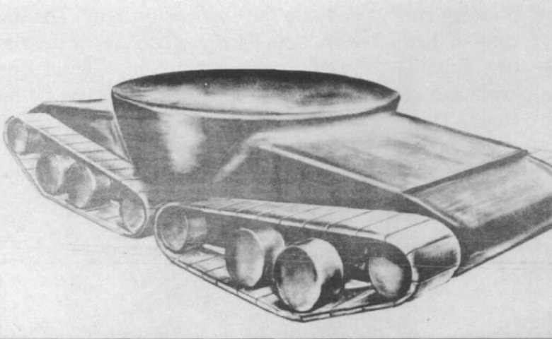 Chrysler Four Track Concept (2)