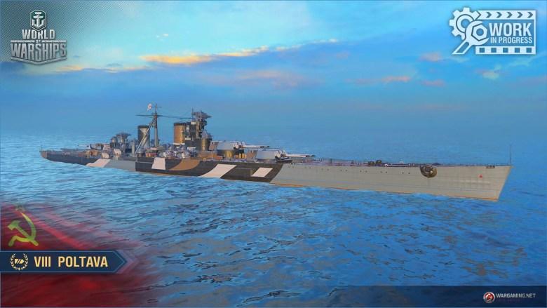 Supertest: Russian Tier VIII Premium battleship Poltava