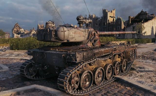 AMX 13 90 Halloween (7)