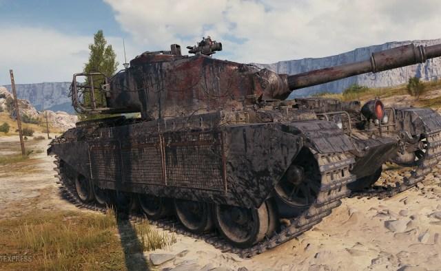 Centurion Mk 7 Halloween (2)