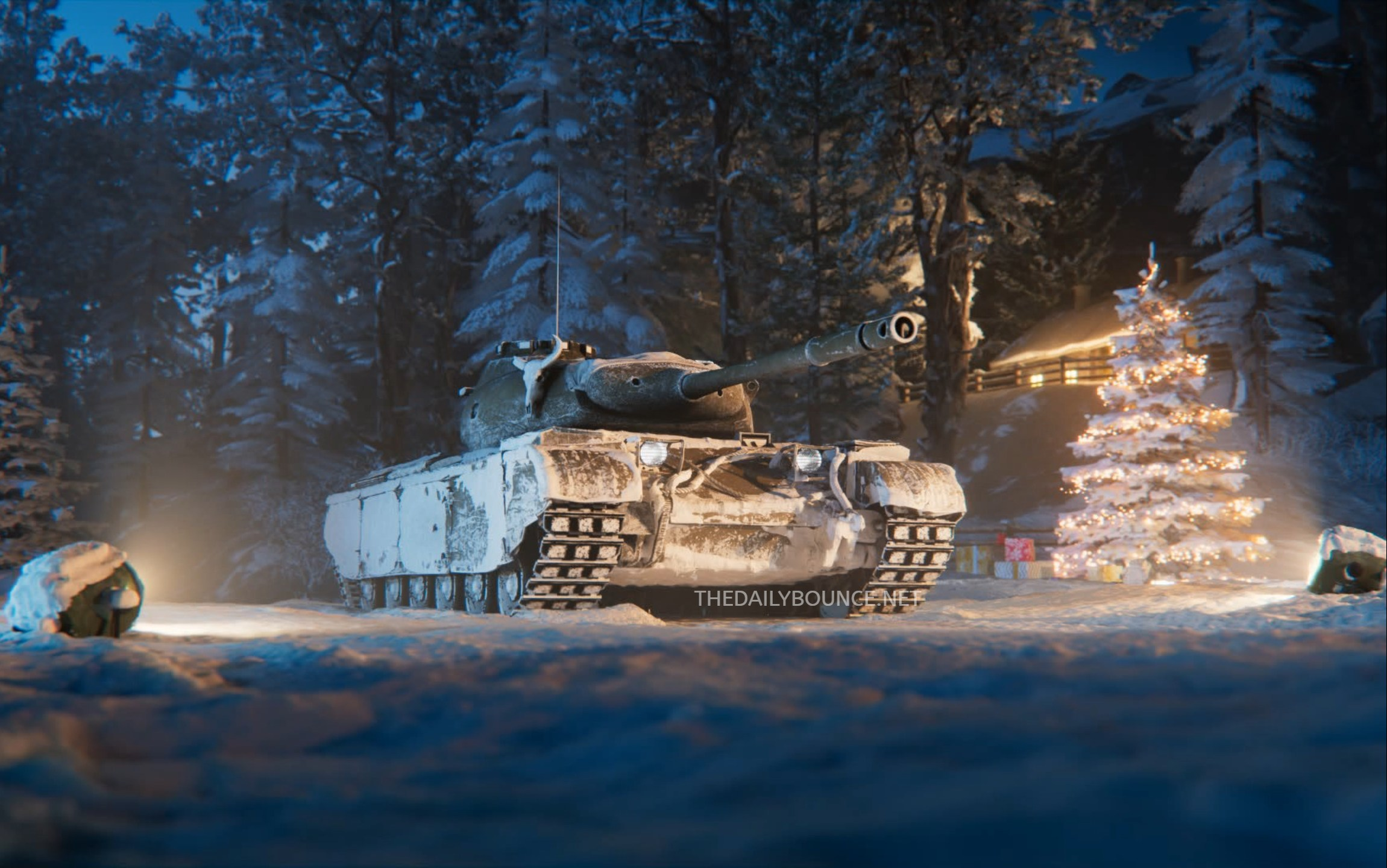 World Of Tanks 2020 Christmas Boxes Tank Camop World of Tanks Holiday Ops 2020: Lootboxes Tanks & Styles Confirmed!