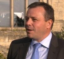 Arron Banks says he won't stand in Clacton