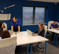 drumBEAT Marketing UK are expanding their offices into the Retford Enterprise Centre