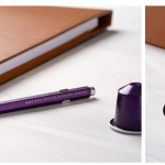 Caran d'Ache and Nespresso team up to launch a NEW edition of the Caran d'Ache 849 ballpoint pen