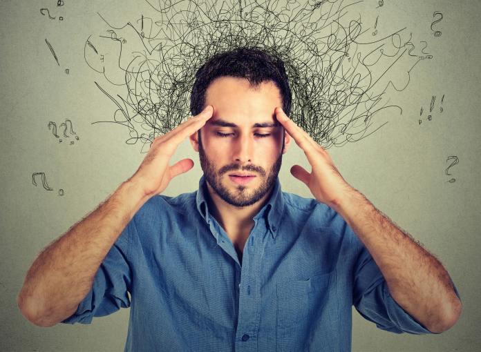 STRESS LITERALLY SHRINKS YOUR BRAIN