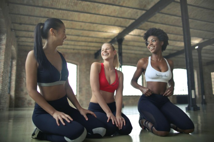 7 WAYS TO EXERCISE AND HAVE FUN