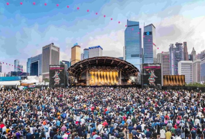MANDARIN ORIENTAL, HONG KONG IS CLOSE TO THE BEAT AS OFFICIAL PARTNER OF CLOCKENFLAP FESTIVAL