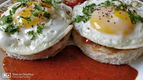 Eggs Kejrival Recipe