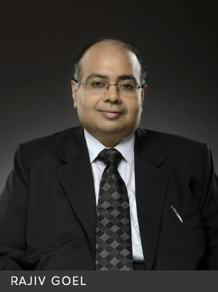 Rajiv Goel- CEO Bombay Capital Services