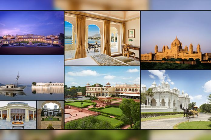 IHCL pays tribute to India's palace heritage on world palace day