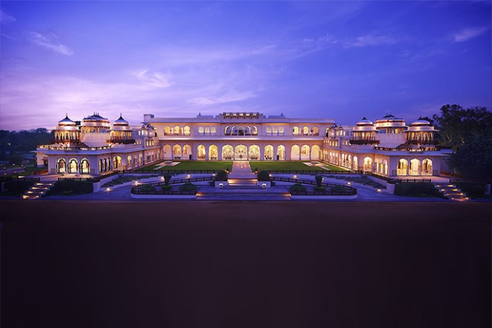 Rambagh Palace Jaipur: Time for Royalty | Rambagh Palace Voted Number 1 In Best Hotels In India And Ranks 15th In The World In The Global Condé Nast Traveler Readers' Choice Awards 2020