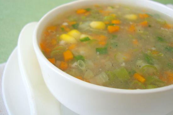Pachakari Soup
