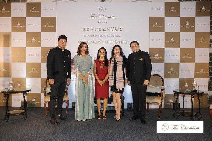 The Chambers 'Rendezvous' Hosts A Power-packed Dias Of Women Leaders At The Taj Mahal Palace, Mumbai