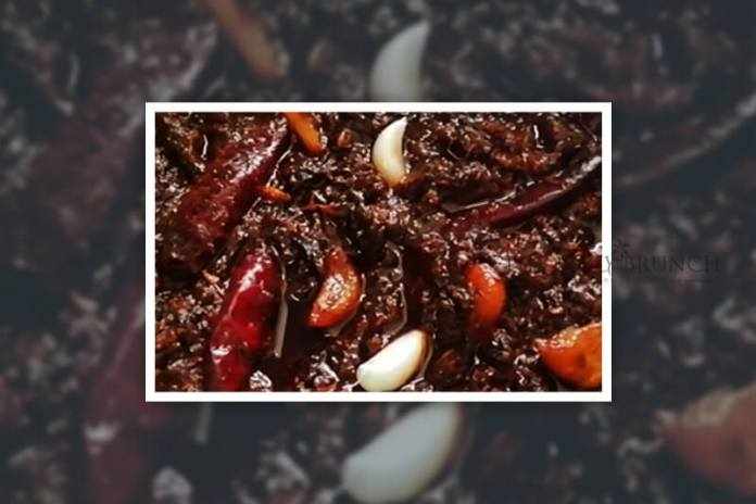 Traditional Gongura Pickle