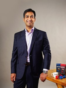 Mr. Rahul Aggarwal, Founder, and CEO of Coffeeza
