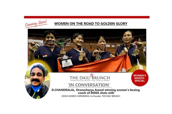 Coming Soon! - Women on the road to golden glory!